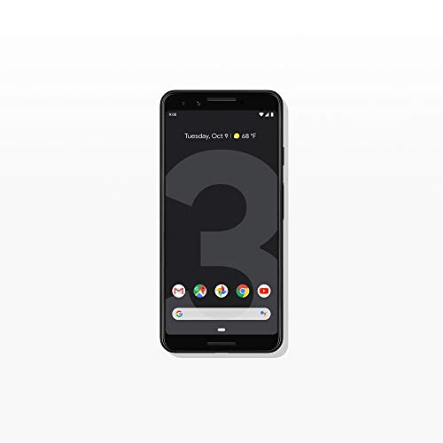 Google - Pixel 3 with 64GB Memory Cell...