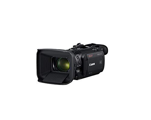 Canon VIXIA HF G60 4K Camcorder, Black