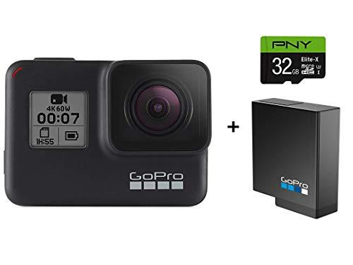 GoPro HERO7 Black Camera + Extra...