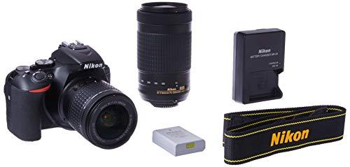 Nikon D5600 DSLR with 18-55mm f/3.5-5.6G...