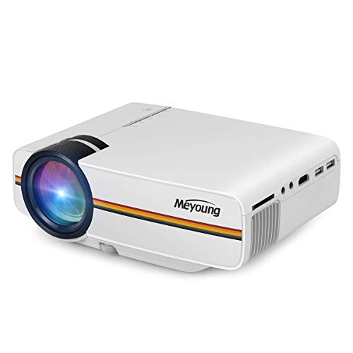 Meyoung TC80 LED Mini Projector, Home...