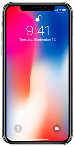 Apple iPhone X 64GB Unlocked GSM Phone -...