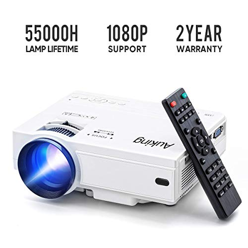 Mini Projector 2019 Upgraded Portable...
