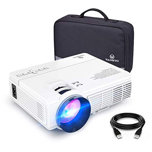 VANKYO LEISURE 3 Mini Projector, Full HD...