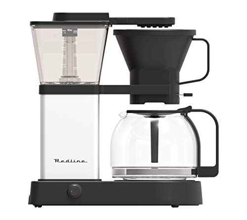 Redline MK1 8 Cup Coffee Brewer with...
