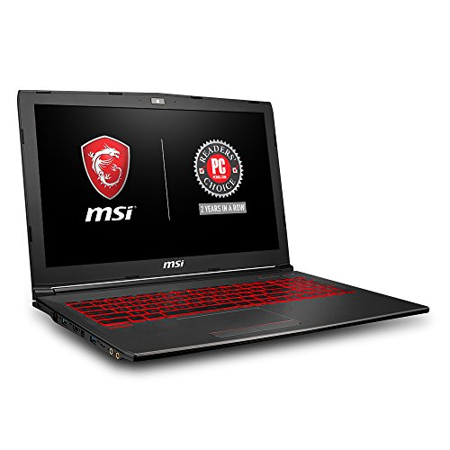 MSI GV62 8RD-034 15.6' Thin and Light...
