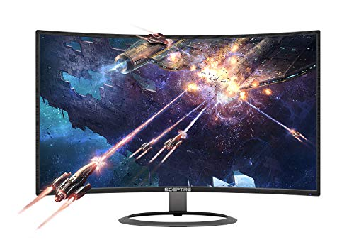 Sceptre 27' Curved 75Hz LED Monitor...