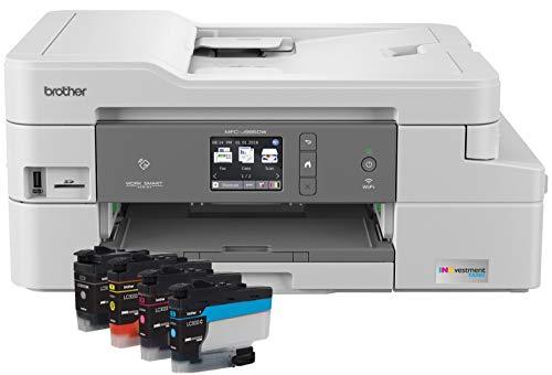 Brother Inkjet Printer, MFC-J995DW,...