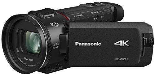 Panasonic HC-WXF1 4K Cinema-like...