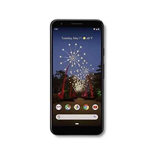 Google - Pixel 3a with 64GB Memory Cell...