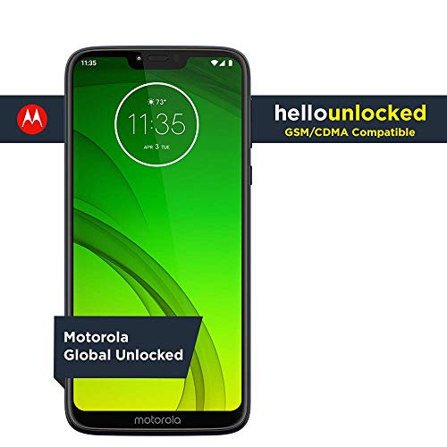 Moto G7 Power - Unlocked - 32 GB -...
