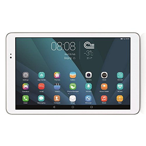 Huawei T1 16GB 10' LTE Tablet - White