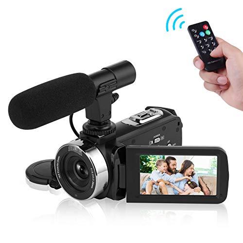 SEREE Camcorder Full HD 1080P 30FPS...