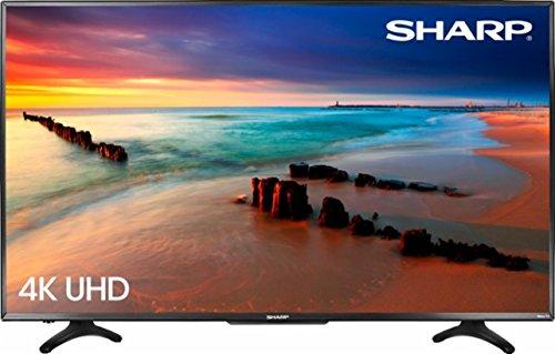 Sharp 50' LED 2160p Smart 4K Ultra HD TV...