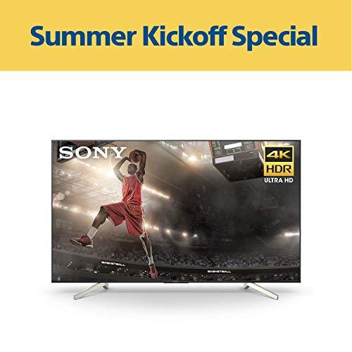 Sony X830F 60 Inch TV: 60 in Bravia 4K...