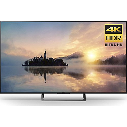 Sony KD43X720E 43-Inch 4K Ultra HD Smart...