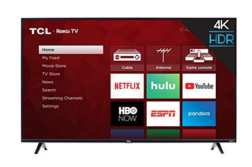 TCL 43S425  43 Inch 4K Ultra HD Smart...