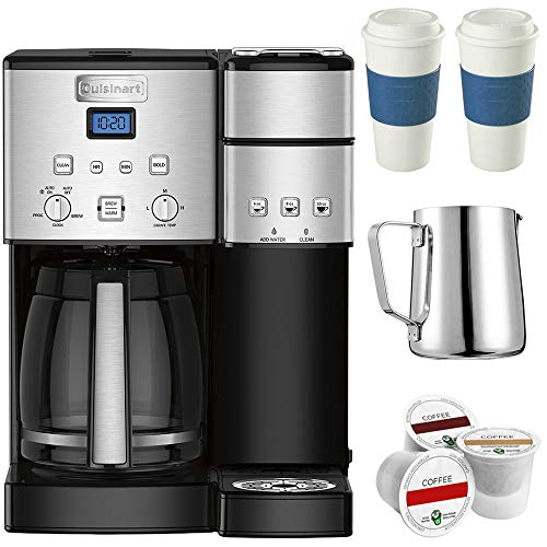 Cuisinart SS-15 12-Cup Coffee Maker and...
