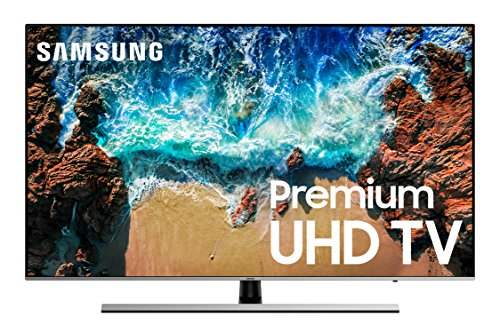 Samsung UN55NU8000FXZA Flat 55' 4K UHD 8...