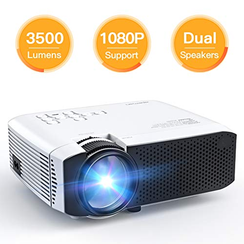 Projector, APEMAN Mini Portable 3500...