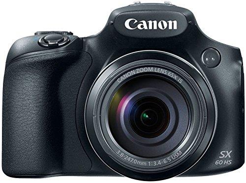 Canon Powershot SX60 16.1MP Digital...