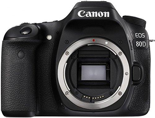 Canon Digital SLR Camera Body [EOS 80D]...