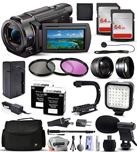 Sony FDR-AX33 4K Ultra HD Handycam...
