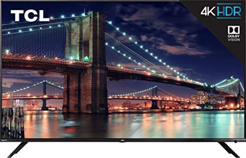 TCL 65R617 65-Inch 4K Ultra HD Roku...