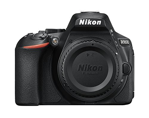 D5600 DX-Format Digital SLR Body