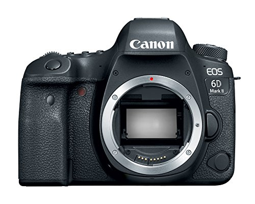 Canon EOS 6D Mark II Digital SLR Camera...