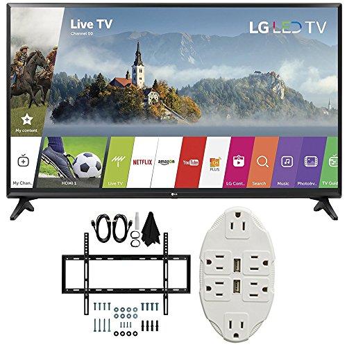LG 55-inch Full HD Smart TV 2017 Model...
