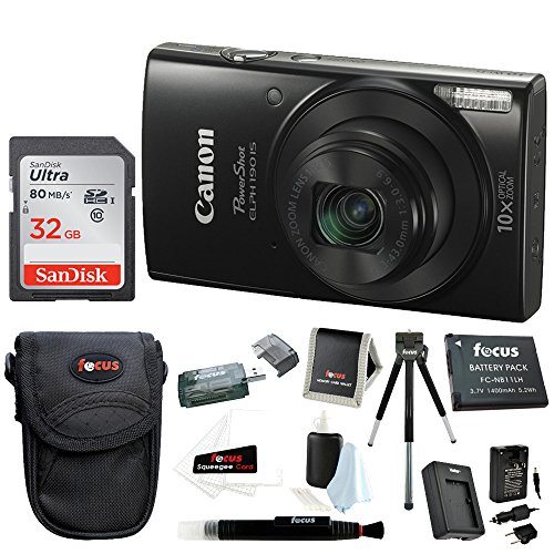 Canon PowerShot ELPH 190 is 20 MP...