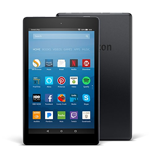 Fire HD 8 Tablet with Alexa, 8' HD...