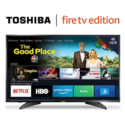 Toshiba 50LF621U19 50-inch 4K Ultra HD...