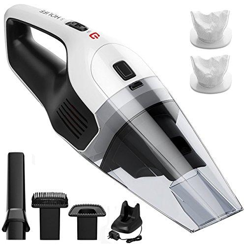Holife Handheld Vacuum Cordless Hand...