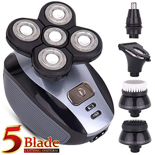 Men's 5-in-1 Electric Shaver &...