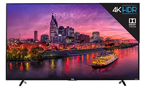 TCL 55P607 55-Inch 4K Ultra HD Roku...