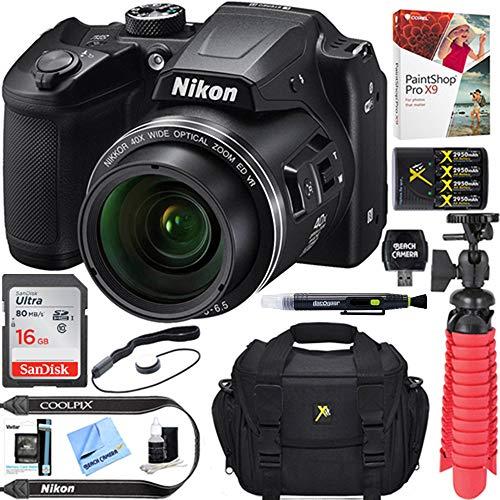 Nikon COOLPIX B500 16MP 40x Optical Zoom...