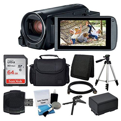 Canon VIXIA HF R800 Camcorder (Black) +...