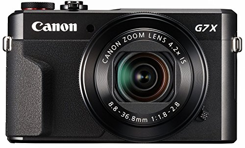 Canon PowerShot Digital Camera [G7 X...