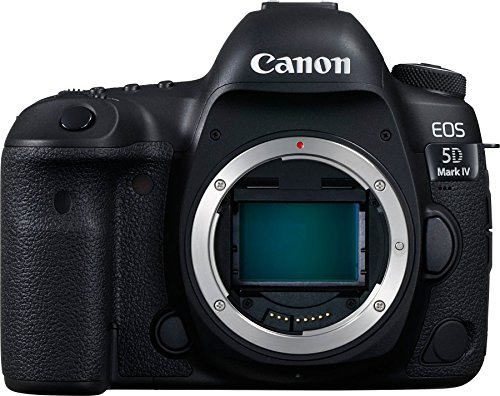 Canon EOS 5D Mark IV Full Frame Digital...
