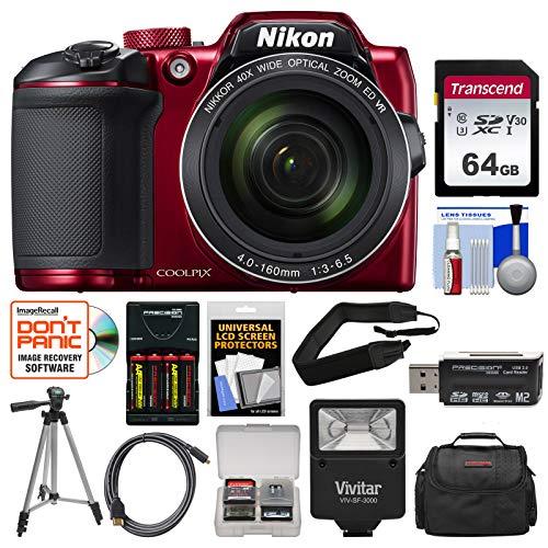 Nikon Coolpix B500 Wi-Fi Digital Camera...