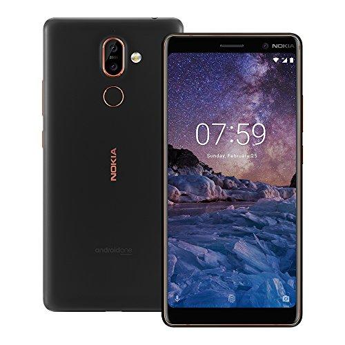 Nokia 7 Plus (TA-1062) 64GB Black...