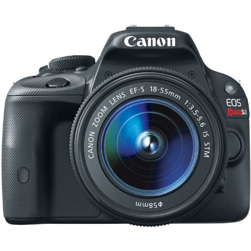Canon EOS Rebel SL1 Digital SLR with...