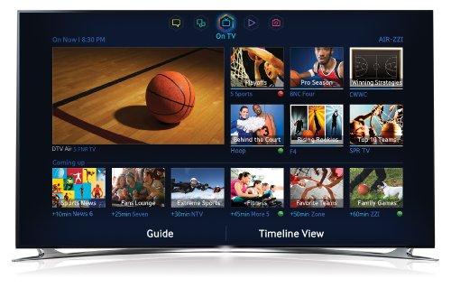 Samsung UN60F8000 60-Inch 1080p 240Hz 3D...
