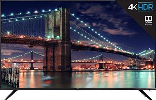 TCL 55R617 55-Inch 4K Ultra HD Roku...
