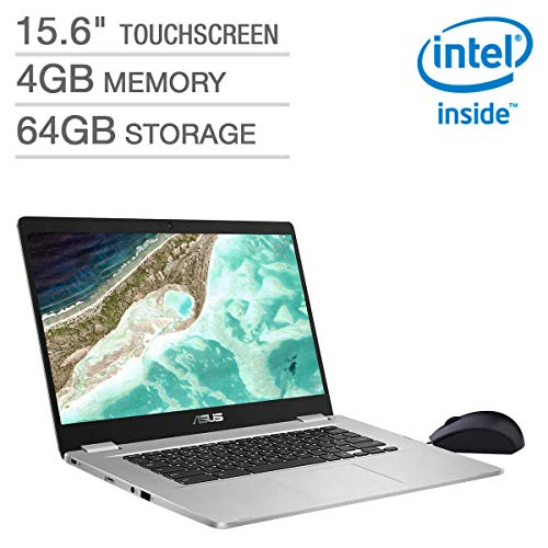 2019 ASUS 15.6' Touchscreen Chromebook...
