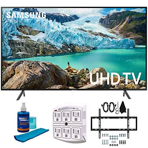 Samsung 55' RU7100 LED Smart 4K UHD TV...