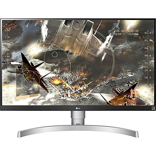 LG 27UK650-W 27 Inch 4K UHD IPS LED...