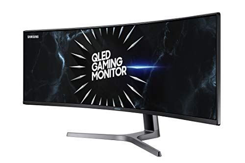 Samsung 49-Inch CRG9 Curved Gaming...